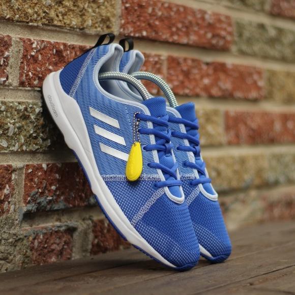 Adidas Women US-10 Arianna Cloudfoam Trainer Shoes